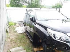 Новый оригинальный кузов в сборе целиком Toyota Land Cruiser Prado.