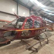 Вертолет Eurocopter AS-355N в Москве