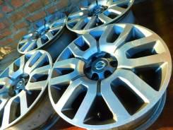 Оригинальные диски R18, на «Nissan Pathfinder, Navara», 6/114,3