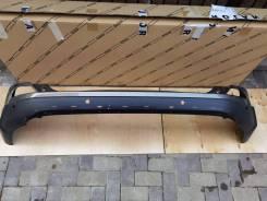 Toyota Rav 4 бампер задний