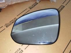 Toyota Highlander 3 зеркало левое с bsm