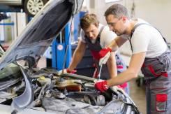 ДВС, ремонт ходовой, ГРМ, кузовной, ГУР, замена масла, АКПП, топлив