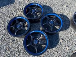 Японские Спортивные Диски Enkei Racing R15 4/100