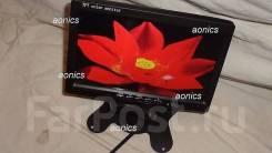 """Монитор aonics B7 / 7"""" (2 видеовхода) Универсальный. Новый. 24вольт."""