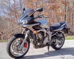 Yamaha FZ6S, 2004
