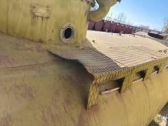 Бочка военная оцинкованная с нз 8.6 m3 стояла на кразе , ценат80 т. р.