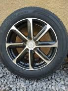 Колеса Kumho Ice Power KW21 215/60 R17 диски 6.5x17 5x114.3 et45 бу