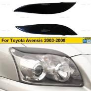 Реснички Toyota Avensis 2003-2008