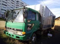 Mitsubishi Fuso Fighter фургон
