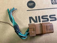 Реле туманок Nissan 6конт 79964 с колодкой