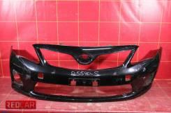 Бампер передний рестайл (10-13) OEM 5211912950 Toyota Corolla 150