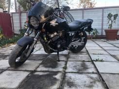 Ветровое стекло Honda CB400