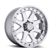 Black Rhino Imperial 9,0R17 6*139,7 ET-12 d112 Silver Machine Cut Lip [1790MPR-26140S12]