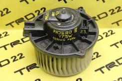 Мотор печки Mitsubishi Pajero 3 99-06г. Левый руль! Контрактный.