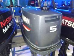 Лодочный мотор Yamaha 5 л. с. ОТС