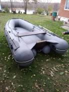 Лодка ПВХ Абакан-JET 380