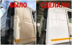 Кузовной ремонт и покраска легковых авто, джипов, грузовиков, автобусов
