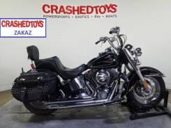 Harley-Davidson Heritage Softail Classic FLSTC, 2009