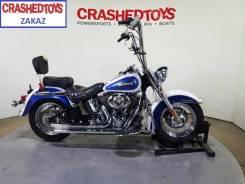 Harley-Davidson Heritage Softail Classic FLSTC, 2010