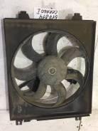 Вентилятор радиатора 7 лопостей [253802F000] для Kia Cerato I, Kia Spectra II [арт. 517814]