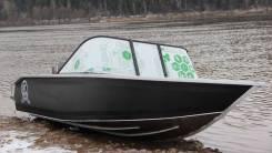 Продам Алюминиевая моторная лодка «Триера 431» в Красноярске