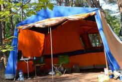 Туристический прицеп-палатка Скиф М2