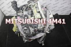 Двигатель Mitsubishi 4M41 Контрактный | Установка, Гарантия, Кредит
