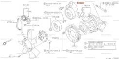 Ролик натяжной Suzuki Escudo TL52W J20A 56.000км. Отправка в регионы!