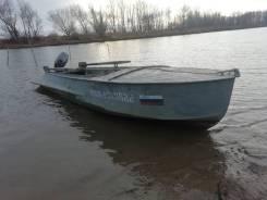 Продаю моторную лодку с мотором