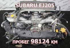Двигатель Subaru EJ205 Контрактный | Установка, Гарантия, Кредит