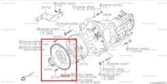 Маховик Suzuki Escudo TL52W J20A AT 56.000км. Отправка в регионы!