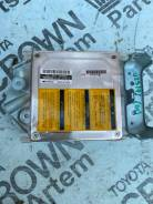 Блок управления AIR BAG Toyota crown majesta uzs141 N65