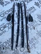Молдинги лобового стекла Toyota crown majesta uzs141 N65