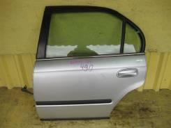 Дверь Isuzu Gemini MJ4 MB4 MB5 MB3 MJ5 MJ6 D15B D16A, левая задняя