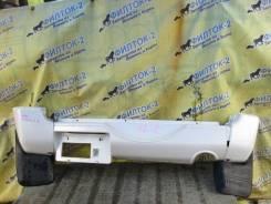 Бампер Mitsubishi Pajero MINI H58A H53A EN HE HD TA HR 4A30 4A30T, задний