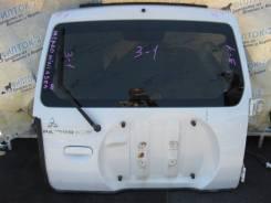 Дверь пятая Mitsubishi Pajero MINI H58A H53A H59A 4A30 4A30T