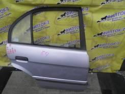 Дверь Toyota Corsa EL53 EL51 EL55 NL50 5EFE 4EFE 1NT, правая задняя