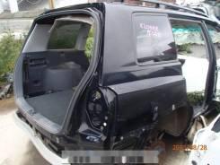 Половина кузова Toyota Kluger ACU25 2AZFE 4WD, задняя