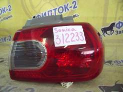 Стоп сигнал Daihatsu Sonica L405S EN HE HD TA HR Kfdet 220-51856, правый задний
