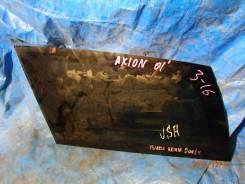 Стекло собачника Isuzu Axiom, левое заднее