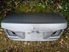 Крышка багажника цвет КТ3