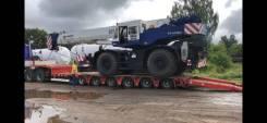 Длительная аренда 50 тонного короткобазового автокрана Tadano TR-500EX
