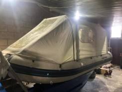 Лодка 430 с мотором 9.9