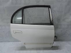 Дверь боковая правая задняя Toyota Corona, ST190 4SFE Color 040