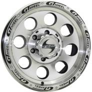 Диск OFF ROAD 16x8J 5x150 ET-36 D110.1 BLK POL