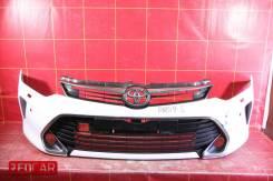 Бампер передний V55 рестайл (17-) OEM 521190X911 Toyota Camry V50