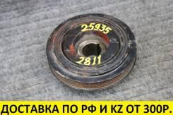 Шкив коленвала Toyota Carina E ST191 3SFE контрактный