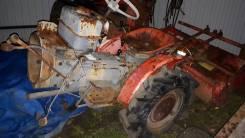 Мини трактор на запчасти Shibaura su 1300 б/п 4WD