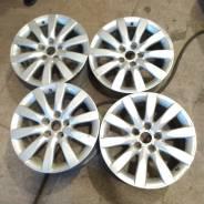 Литые диски Audi R17 оригинал