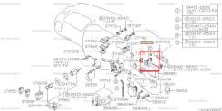 Кнопка включения туманок Suzuki Escudo TL52W 56.000км